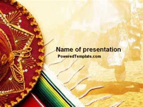 mexican themed powerpoint template mexico powerpoint template free free mexican themed powerpoint templates metlic template