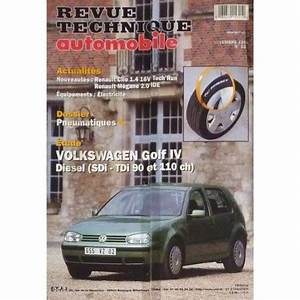 Revue Technique Golf 4 : rta revue technique automobile vw volkswagen golf iv diesel ~ Medecine-chirurgie-esthetiques.com Avis de Voitures