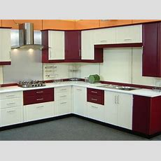 A Reference For Choosing The Types Of Modular Kitchens