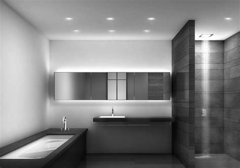lighting and decor magazine modern bathrooms intended for modern bathrooms designs