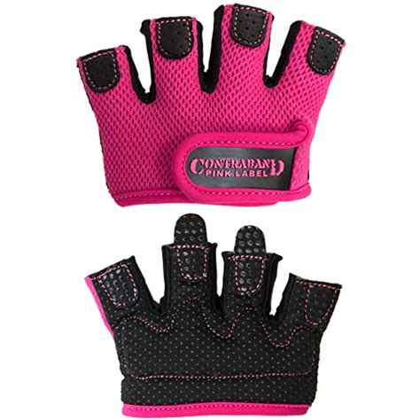 gloves kettlebell contraband womens micro lifting weight pink padding pair gym amazon buying guide grip lock label minimalist friendly apple