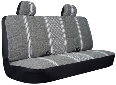 bench seat covers for trucks gray back truck bench seat cover ali67 1919gry