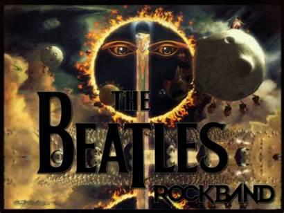 Band Rock Beatles Wallpapers Album Covers Rockband