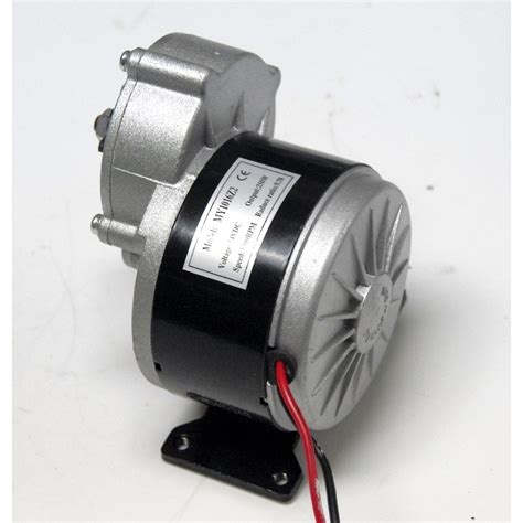 Gear Motor by United My1016z 250w 24v Dc Brushed Gear Motor 400 Rpm