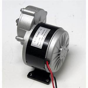 United My1016z 250w  24v Dc Brushed Gear Motor  400 Rpm