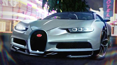 Bugatti Chiron Stats by Gtainside Gta Mods Addons Cars Maps Skins And More