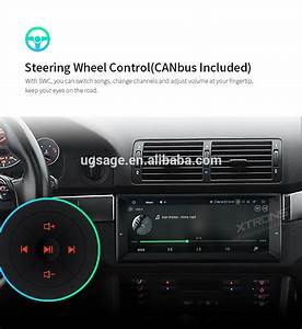 Xtrons 10 25 U0026quot  Hexa Core 9 0 Android Multimedia For Bmw E39