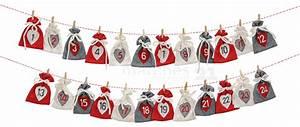 Adventskalender Säckchen Kaufen : adventskalender girlande mit nummerierten s ckchen in wei rot grau 220 cm kaufen matches21 ~ Orissabook.com Haus und Dekorationen