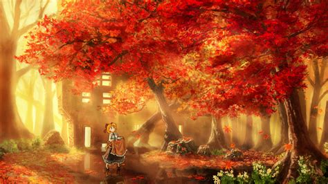 Autumn Anime Wallpaper - tenka seiha 187 2011 autumn anime preview and basket weaving