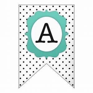 Free Printable Alphabet Letters Banner Free Design Templates
