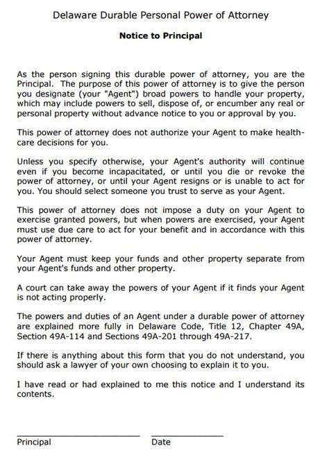 durable power of attorney form for california 23 power of attorney form in california print paper