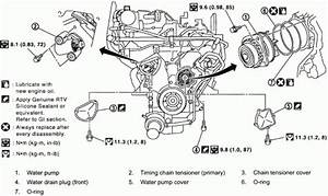 2006 Nissan Frontier Engine Diagram