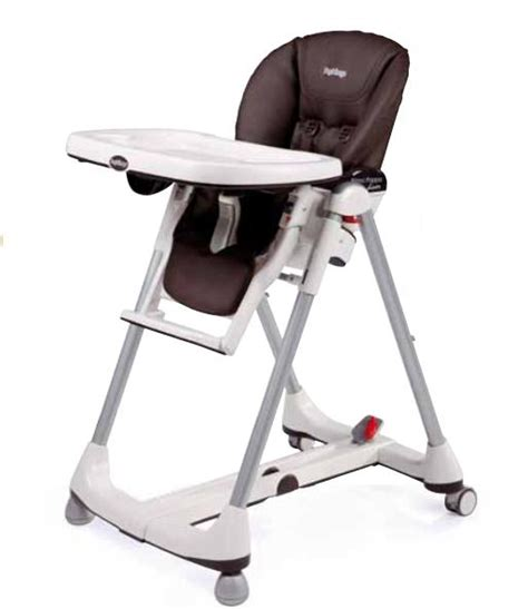 housse chaise haute peg perego housse de chaise haute peg perego cacao simili cuir les bébés du bonheur