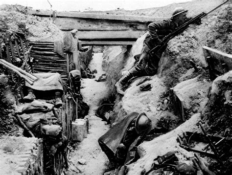 Battle Of The Somme The Bloodiest Fight In British