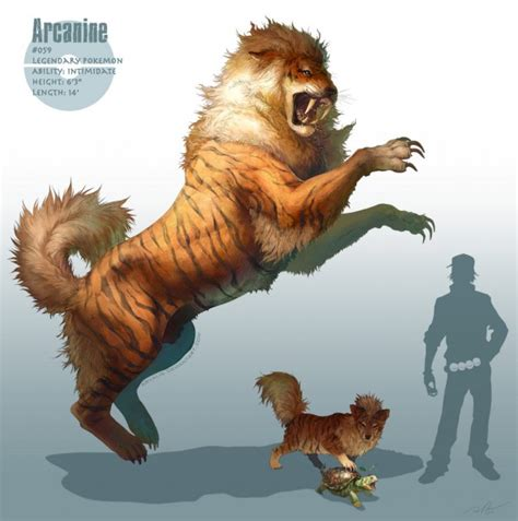 realistic pokemon  awesome  terrifying page    overmental