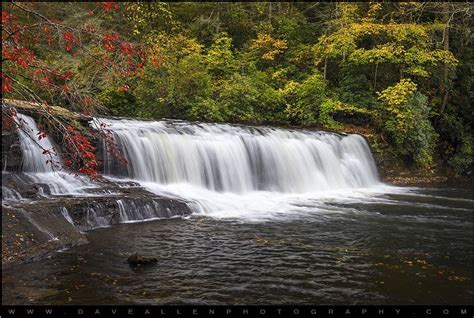 beautiful autumn waterfall pictures