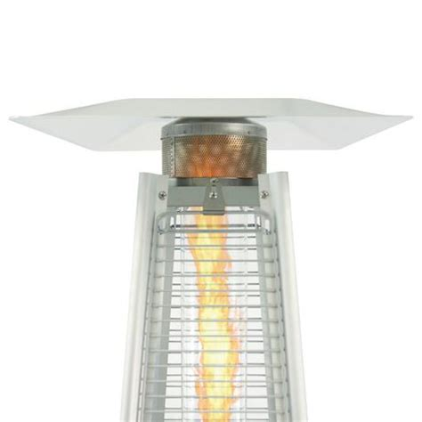 Pyramid Patio Heater Spares by Dyna Glo Dgph302ss 42 000 Btu Stainless Steel Pyramid