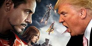 Hollywood's Open Rebellion Against Donald Trump