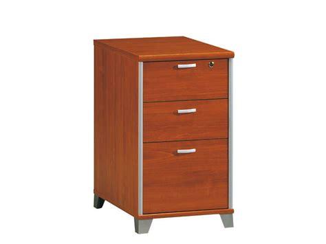 caisson bout de bureau 3 tiroirs mambo coloris d 233 cor imitation poirier vente de bureau 224
