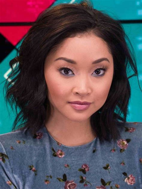 lana condor visits young hollywood studio  los angeles