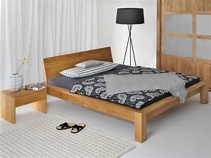 Lit Double Bois : taurus lit by vitamin design ~ Premium-room.com Idées de Décoration