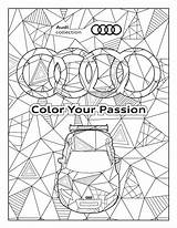Audi Coloring Killing Releases Needs Colouring Quattroworld Screen Previous Away sketch template