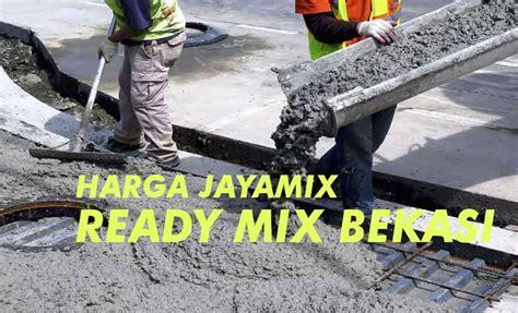 Bagi anda yang sedang atau akan melakukan pembangunan dan membutuhkan beton cor ready mix kami siap melayani. Harga Ready Mix Bekasi Jayamix Cor Beton Januari 2019 ...