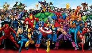 Marvel X Dc Comic A Complete List Of Superhero Movies