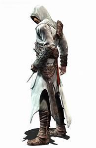 Friki.net - Foto Ezio y Altair - Personajes de Assasins ...
