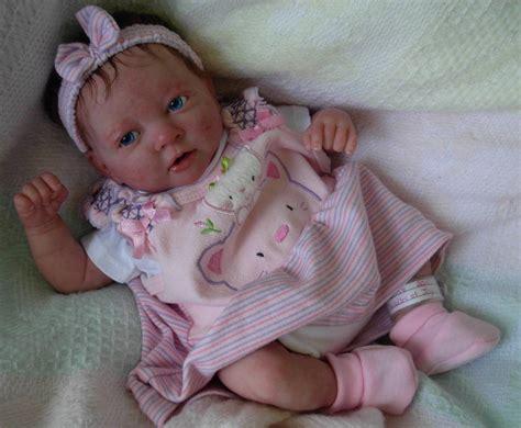 Custom Made Reborn Doll Preemie Berenguer Bundles Of Joy