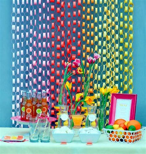 make your own decorations summer decoration ideas to make your own for your garden party interior design ideas ofdesign