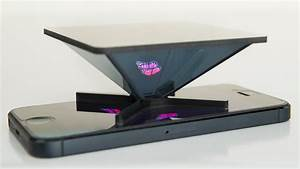 App Selber Bauen : holho hologramm projektor f r smartphones und tablets ~ A.2002-acura-tl-radio.info Haus und Dekorationen
