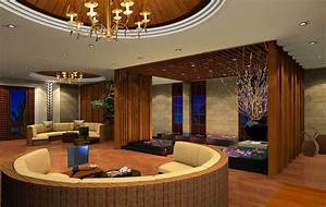 images of facial rooms | spa vip area 3d design rendering ...