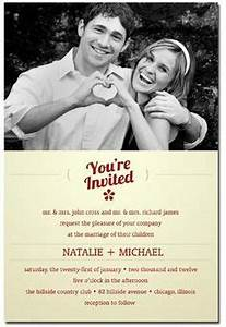 inexpensive wedding invitations on pinterest wedding With cute inexpensive wedding invitations