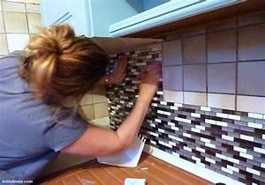 Test Le Carrelage Adhsif Par Smart Tiles Initiales