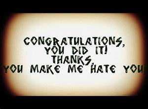 30 + Heart Broking I Hate You Quotes