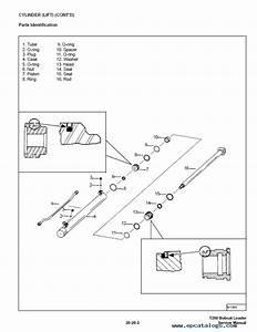 Bobcat T200 Turbo Hf Compact Track Loader Service Manual