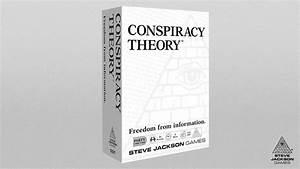 Conspiracy Theory By Steve Jackson Games Kickstarter