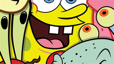 Animated Spongebob Wallpaper - spongebob squarepants family animation wallpaper
