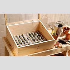 Frühbeetkasten Selber Bauen  Holzarbeiten & Möbel Selbstde