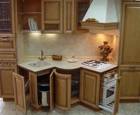 innovative compact kitchen designs  small spaces