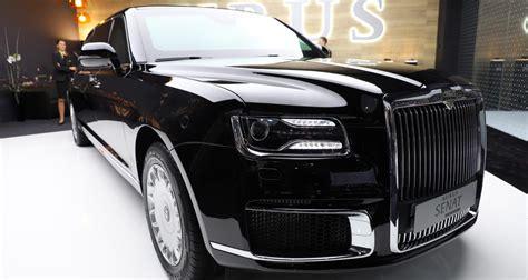 Lax Limousine by Aurus Senat La Limousine Blind 233 E De Poutine En 4 Points