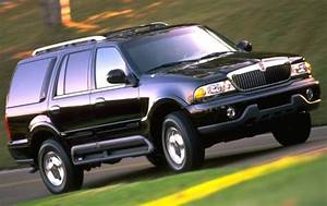 Maintenance Schedule For 1999 Lincoln Navigator