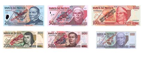 Information And Curiosities Of Mexican Peso