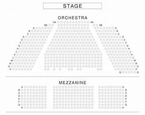Booth Theatre Seating Chart  U0026 View From Seat