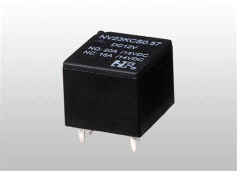 Nvk Automotive Pcb Relays Small Volt Amp Water