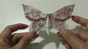 Origami Butterfly Series  2  Alexander Swallowtail