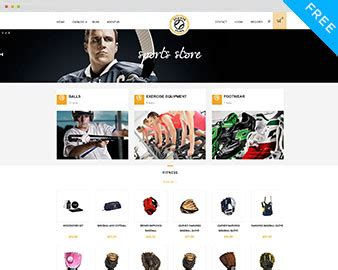 Free Shopify Themes Free Ap Sport Store Shopify Theme