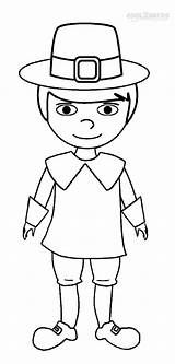 Pilgrim Coloring Pages Pilgrims Printable Boy Drawing Cool2bkids Thanksgiving Indian Children Within Indians Progress Getcoloringpages Getdrawings Mayflower Neo sketch template