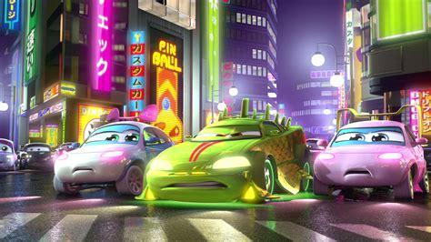 "Komodo, Personnage Dans ""cars Toon"